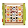 EverEarth My First 5 in 1 Wooden Activity Cube - Tic-Tac-Toe