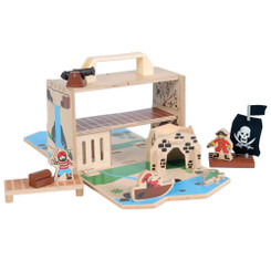 Tiger Tribe Boxset - Pirate Island