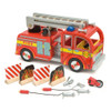 Le Toy Van Fire Engine Set & Accessories