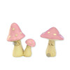 'lil Pink Fairy Mushrooms