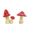 'lil Red Fairy Mushrooms