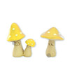 'lil Yellow Fairy Mushrooms