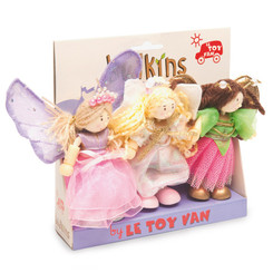 Le Toy Van Truth Fairies Triple Gift Pack