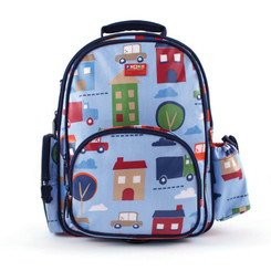 Penny Scallan Medium Kinder Backpack - Big City