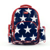 Penny Scallan Large School Backpack - Navy Star