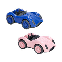 Green Toys Race Car - Blue or Pink