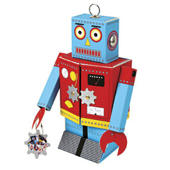 Meri Meri 3D Robot Stationery Boxed Set