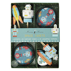 Meri Meri Space Cadets Cupcake Kit