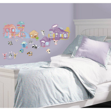RoomMates Littlest Pet Shop Wall Stickers