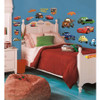RoomMates Cars Piston Cup Champions Wall Decals