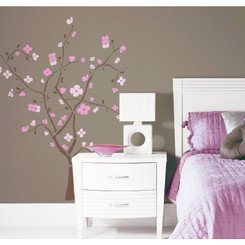 RoomMates Spring Blossom Tree Giant Wall Decals