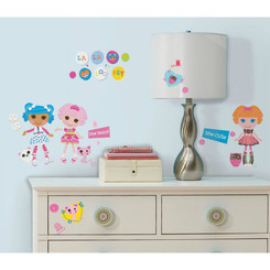 RoomMates Lalaloopsy Wall Decals