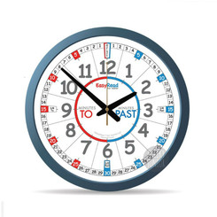 EasyRead Time Teacher Classroom Clock