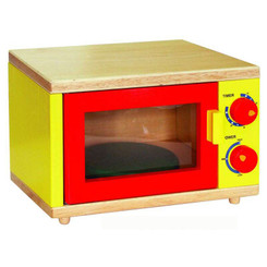 Fun Factory Wooden Microwave