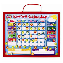 Fun Factory Wooden Reward Chart