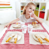Hape Lunch Time Set with girl drinking