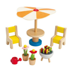 Hape Patio Set