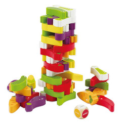 Hape Stacking Veggie Game