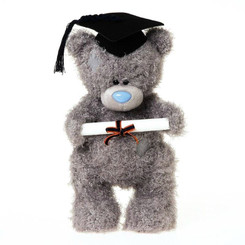 "Me To You Tatty Teddy Graduation Standing 10"" 25cm"