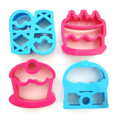 Lunch Punch Sandwich Cutters - Sweet™ Set