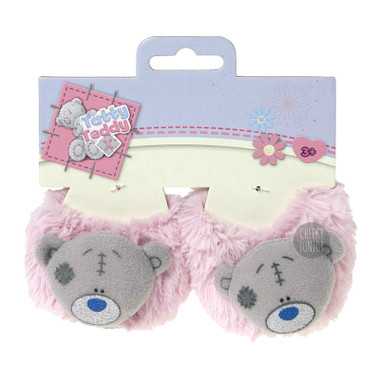 Carte Blanche Me To You Tatty Teddy Pink Slippers