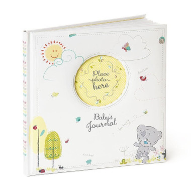 Carte Blanche Me To You Tiny Tatty Teddy Baby's Journal