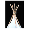 Rainbows & Clover Wooden Kids Teepee - Regular 1.5m