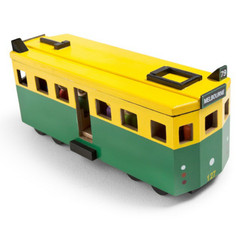 Make Me Iconic Toy Tram