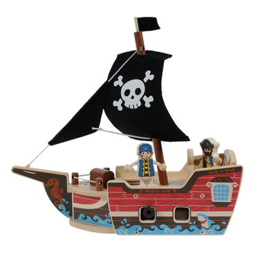 Tiger Tribe Kit Pax Pirate Ship