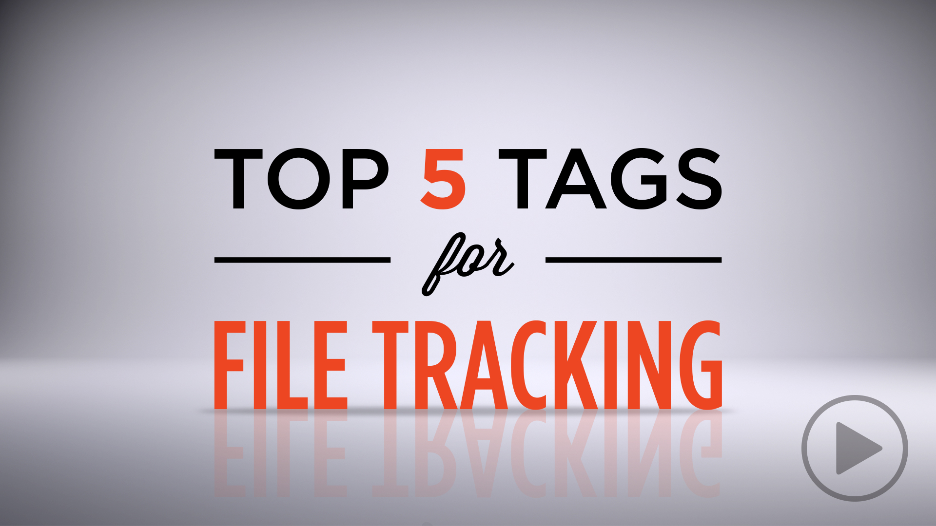 The Top 5 RFID Tags For File Tracking