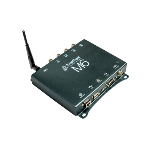 ThingMagic M6 UHF RFID Reader (4 Port) - Wi-Fi | M6-WIFI