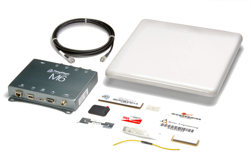 ThingMagic M6 UHF RFID Reader (4 Port-WiFi) Development Kit