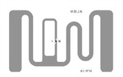 Alien GT RFID Inlay (ALN-9728, Higgs-4 | ALN-9728-WRW