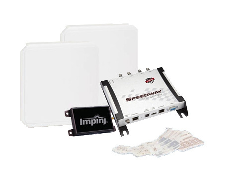Impinj Speedway R420 UHF RFID Reader Evaluation Kit (4 Port) | IPJ-DREV420