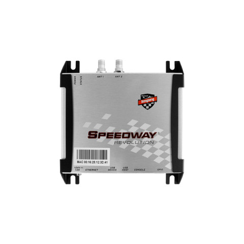Impinj Speedway Revolution R220 UHF RFID Reader (2 Port) | IPJ-REV-R220