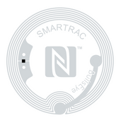 SMARTRAC BullsEye NFC Wet Inlay (NXP NTAG213) | 3002646