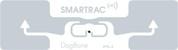 SMARTRAC DogBone RFID Paper Tag (Monza 4D) | 3001878