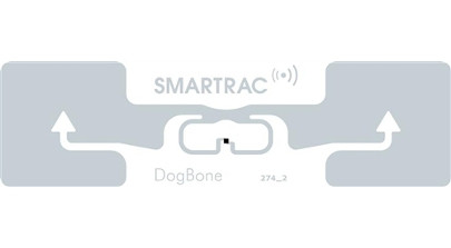 SMARTRAC DogBone RFID Wet Inlay (Monza 4D) | 3001874