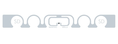 SMARTRAC ShortDipole RFID Wet Inlay (Monza 5) | 3001998