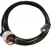 25 ft Antenna Cable (195 Series, N-Type Male to RP-TNC Male) | 195_RP-TNC-M_to_NTYPE-M_25