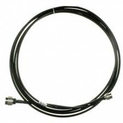 35' R-TNC male to R-TNC male RFID Antenna Cable; LMR 195