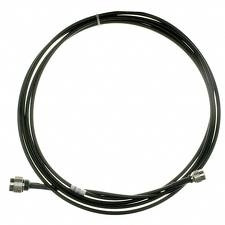 50' R-TNC male to R-TNC male RFID Antenna Cable; LMR 240