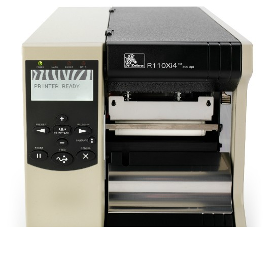Zebra R110Xi4 RFID Printer-Encoder (203 300 600 dpi 02c1bc989