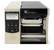 Zebra R110Xi4 RFID Printer-Encoder (203 dpi, Serial, Parallel, USB, ZebraNet 10/100 PrintServer, UHF) | R12-801-00000-R0