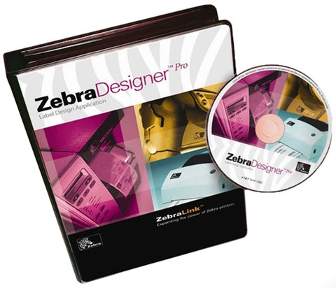 ZebraDesigner Pro Barcode and RFID Software (v2) | 13831-002