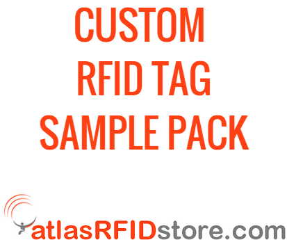 CUSTOM - RFID Tag Sample Pack | CUSTOM_Tag_Pack