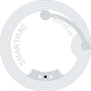 SMARTRAC BullsEye NFC White Wet Inlay (NXP NTAG213) - roll of 4,000 | 3003242_4000