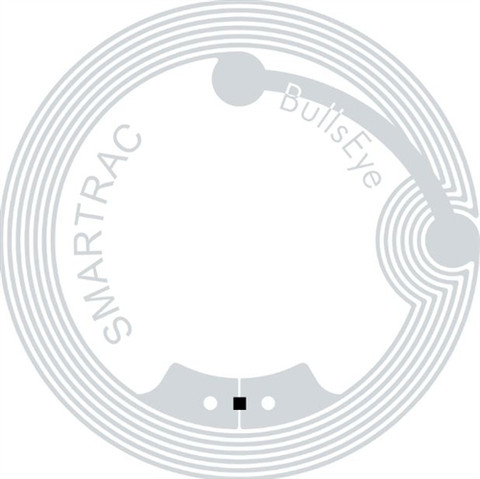 SMARTRAC BullsEye NFC White Wet Inlay (NXP NTAG213) | 3003242_4000