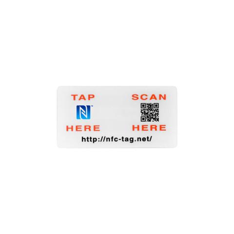 Vulcan RFID Custom NFC Tag | VR-NFCT