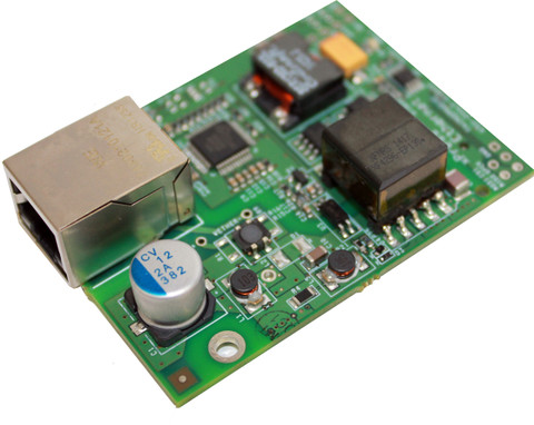 ThingMagic xPRESS Sensor Hub Plug-In PoE Interface Module | XP-POE
